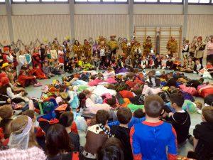 Schulsturm @ Eichendorff-Schule in Albersbösch