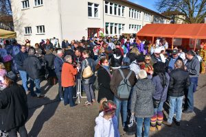 Albersböscher Narrenfeschd @ Schulhof der Eichendorff-Schule Albersbösch